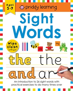 Roger Priddy: Sight Words
