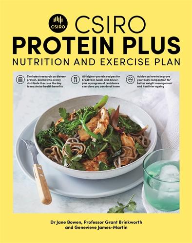Dr Jane Bowen: CSIRO Protein Plus