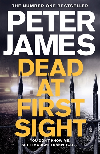 Peter James: Dead at First Sight: A Roy Grace Novel 15