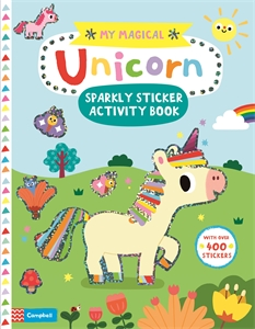 Campbell Books: My Magical Unicorn Sticker Activity Book