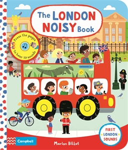 Campbell Books: The London Noisy Book