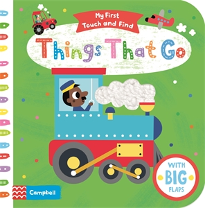 Campbell Books: Things That Go