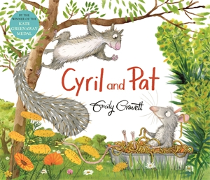 Emily Gravett: Cyril and Pat