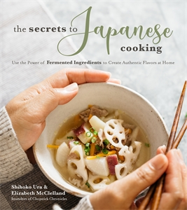 Elizabeth McClelland: The Secrets to Japanese Cooking