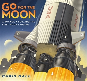Chris Gall: Go for the Moon