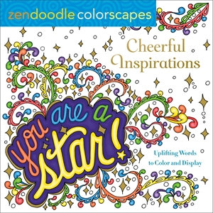 Bonnie Lynn Demanche: Zendoodle Colorscapes: Cheerful Inspirations