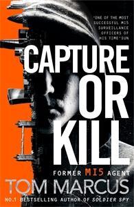 Tom Marcus: Capture or Kill