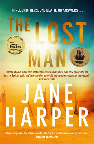 Jane Harper: The Lost Man