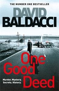 David Baldacci: One Good Deed