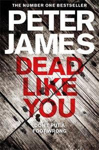 Peter James: Dead Like You: A Roy Grace Novel 6