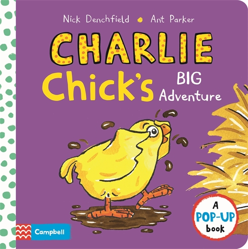 Nick Denchfield: Charlie Chick's Big Adventure