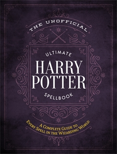 Media Lab Books: The Unofficial Ultimate Harry Potter Spellbook
