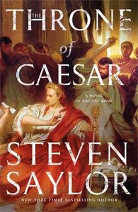 Steven Saylor: The Throne of Caesar