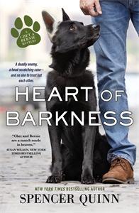 Spencer Quinn: Heart of Barkness