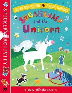 Julia Donaldson: Sugarlump and the Unicorn Sticker Book