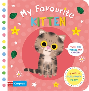 Campbell Books: My Favourite Kitten