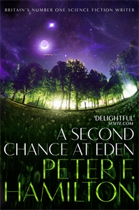 Peter F. Hamilton: A Second Chance at Eden