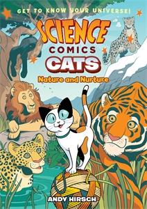 Andy Hirsch: Science Comics: Cats