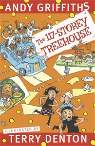 Terry Denton: The 117-Storey Treehouse