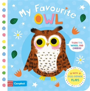 Campbell Books: My Favourite Owl