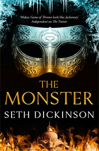 Seth Dickinson: The Monster: Masquerade Book 2