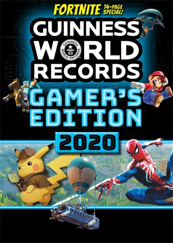 Guinness World Records: Guinness World Records 2020: Gamer's Edition