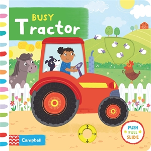 Campbell Books: Busy Tractor