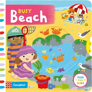 Campbell Books: Busy Beach
