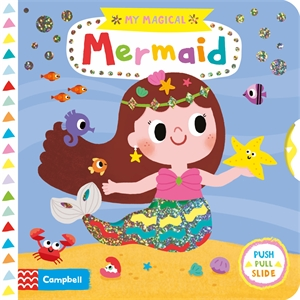 Campbell Books: My Magical Mermaid