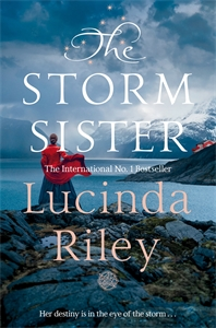 The Storm Sister: The Seven Sisters Book 2