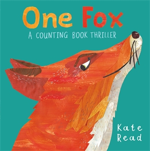 Kate Read: One Fox