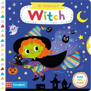 Yujin Shin: My Magical Witch