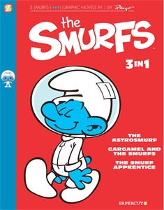 Peyo: The Smurfs 3 in 1 #3