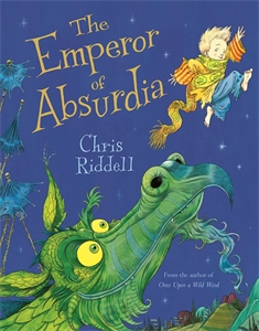 Chris Riddell: The Emperor of Absurdia