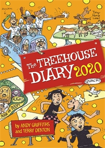 Andy Griffiths: The 117-Storey Treehouse: Diary