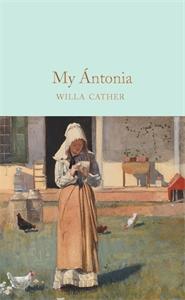 Willa Cather: My Ántonia