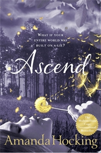 Amanda Hocking: Ascend: Trylle Trilogy 3