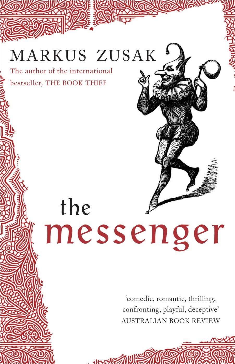 markus zusak essay Best answer: the book thief by markus zusak the book thief was first published in australia in 2005 and in the us in 2006 it's australian author markus zusak's.
