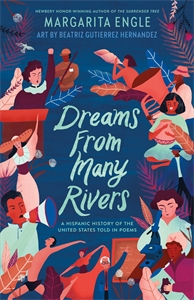 Margarita Engle: Dreams from Many Rivers