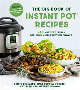 Stefanie Bundalo: The Big Book of Instant Pot Recipes
