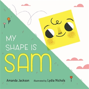 Amanda Jackson: My Shape is Sam