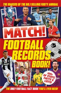Match: The Match! Record Book
