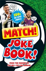 Match: Match! Football Joke Book