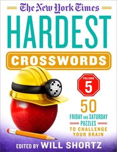 The New York Times: The New York Times Hardest Crosswords Volume 5
