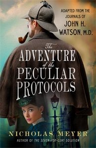 Nicholas Meyer: The Adventure of the Peculiar Protocols