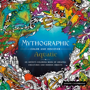 Joseph Catimbang: Mythographic Color and Discover: Aquatic