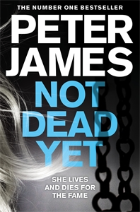 Peter James: Not Dead Yet: A Roy Grace Novel 8
