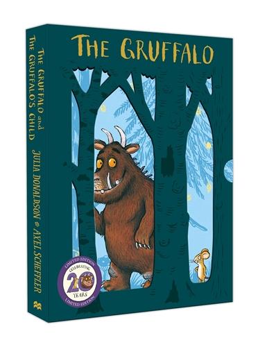Julia Donaldson: The Gruffalo and the Gruffalo's Child Gift Slipcase