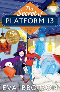 Eva Ibbotson: The Secret of Platform 13