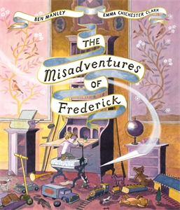 Ben Manley: The Misadventures of Frederick
